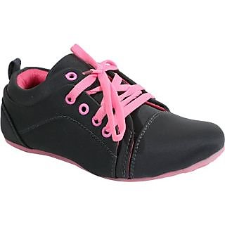 88e56b2ca3b HOCO LOCO LONDON Gray Canvas Shoes (CH-121 H-HO1221 GR)