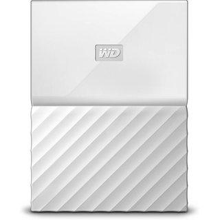 WD My Passport  1TB White
