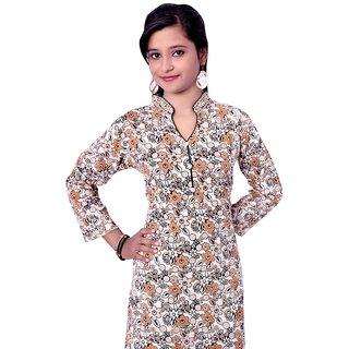 Akarshn collection designer printed casual ehtnic Womens kurti