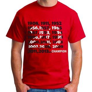 20 Champions Soccer Club Men's T-Shirt