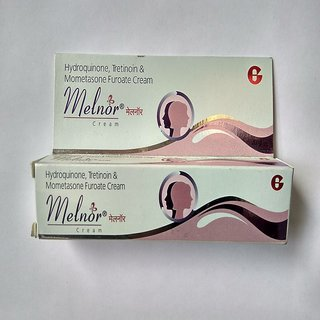 Melnor Skin Whitening Cream (set of 4 pcs.)15 gm each