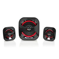 2BOOM USB Powered, Stylish Multimedia Speakers With Sur