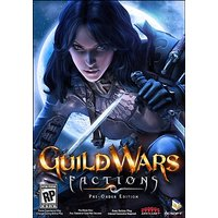 Guild Wars Factions Pre-sale Disk [Does Not Contain Ful