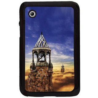Fuson Multi Designer Phone Back Cover Samsung Galaxy Tab 2 (A Beautiful Structure)