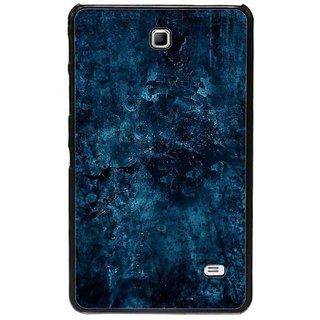 Fuson Blue Designer Phone Back Cover Samsung Galaxy Tab 4 (Deep And Captivating Blues)