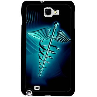 Fuson Multi Designer Phone Back Cover Samsung Galaxy S5 (The Graphic Medical Care Image)