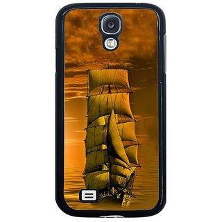 Fuson Multi Designer Phone Back Cover Samsung Galaxy S4 I9500 (The Voyager)