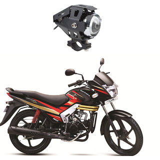 Buy Ctn Cree U5 Bike Projector White Led Aux Light For Mahindra