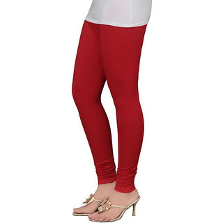 Stylobby Red Viscose Legging