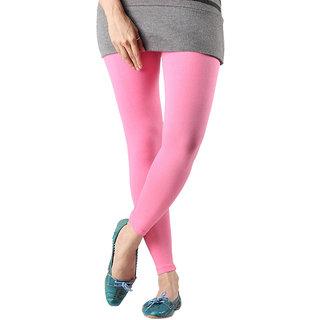 Stylobby Baby Pink Viscose Legging