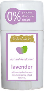 Indus Valley Lavender Natural Deodorant Stick