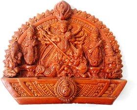 Indian Terracotta Durga