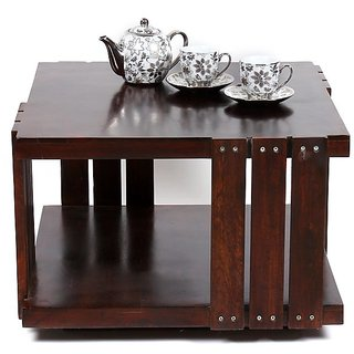 Ringabell Double Top Side Table