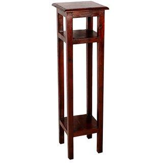 Ringabell Sheesham Wood Side Pedestal
