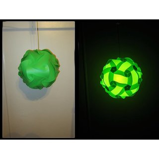 Lamp  Ball Lamp Jigsaw Puzzle Lamp Hanging Lamp Night Lamp Ceiling Lamp IQ Lamp