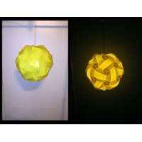 Lamp , Ball Lamp, Jigsaw Puzzle Lamp, Hanging Lamp, Night Lamp, Ceiling Lamp, IQ Lamp , Beautiful Lamp, Room Lamp