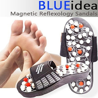 Foot Relax Massage Chappals Pair Unisex -  Reflexology Sandals