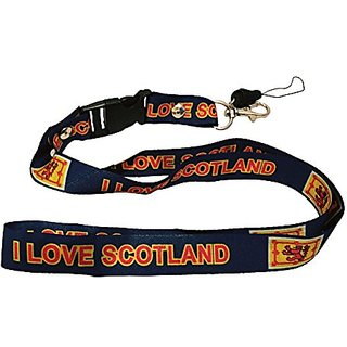 Buy Lanyard Neck Strap Necklace Key Chain Card Badge Holder - Europe (Country: Scotland) Online @ ₹1562 from ShopClues