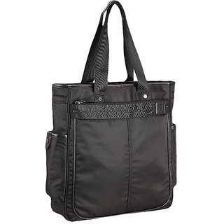 Fastrack Polyester Black Bag For Women Ao330nbk01
