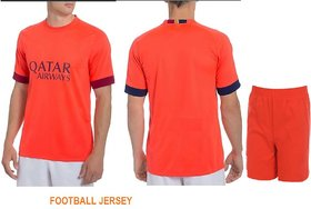 Navex Football Jersey Orange