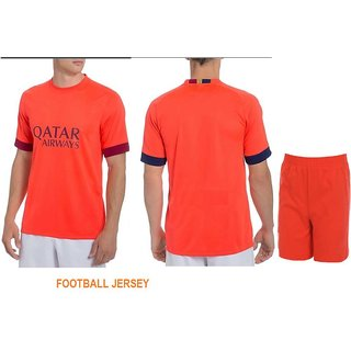 6f5658936 Buy Navex Football Jersey Orange Online   ₹650 from ShopClues