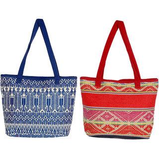 IndiWeaves Multicolor Printed Casual Slings Bag