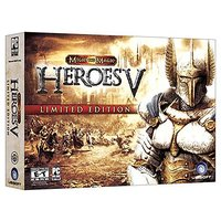 Heroes Of Might And Magic V Limited Edition (DVD-Rom) -