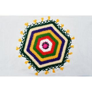 Kudos Handmade Woolen Rumal