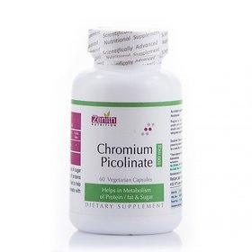 Zenith Nutrition Chromium Picolinate - 120 Caps