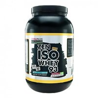 Magnus Nutrition Iso Whey 93  -  2 Lbs (1000 Gms) Green