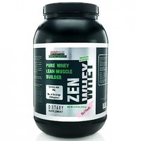 Magnus Nutrition Zen Whey - 4.4lbs-Green Apple