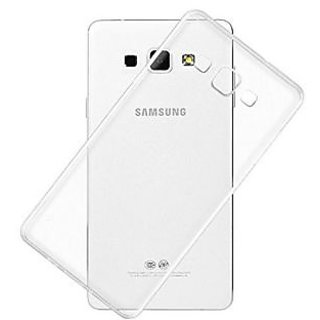 online store 62b22 651a6 Samsung Galaxy E5 (Transparent Back Cover)