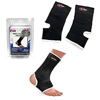 Ankle Brace For Women-Pack Of 2), Black, Ankle Support,