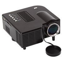 "60"" Multimedia Portable Mini Hd Led Projector Cinema Th"