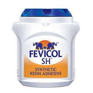 Pidilite DHR087 Fevicol SH Synthetic Resin Adhesive, 1 Kg