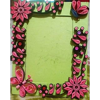 5c2003e933f5 Buy Quilling paper frame Online   ₹3500 from ShopClues