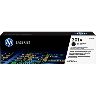 HP CF400A 201A Black Toner Cartridge HP Color LaserJet Pro M252 MFP M277