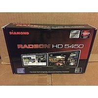 Diamond Ati Radeon(Tm) Hd 5400 Pci Express Video Card, 512Mb Gddr3