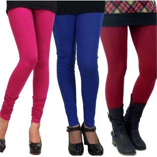 Kriso Cotton Pack of 3 Leggings