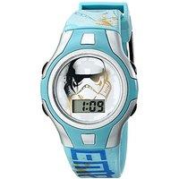 Star Wars Kids' SWRKD002 Star Wars Digital Watch With B