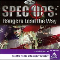 Spec Ops: Rangers Lead The Way (Jewel Case) - PC