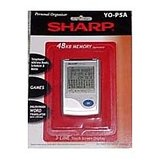 Sharp YOP5A Handheld Personal Organizer with 48KB Memory