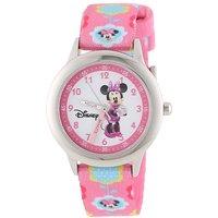 Disney Kids' W000036 Minnie Mouse Time Teacher Stainles