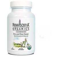 Scotia Organics, Pre And Post Natal Multivitamins & Min