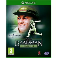 DON BRADMAN CRICKET (XBOX ONE)