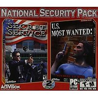 Secret Service And U.S. Most Wanted (Jewel Case) - PC