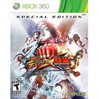 Street Fighter X Tekken: Special Edition -Xbox 360