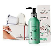 Bellabaci Anti Cellulite Massage Lotion Kit - Cupping T
