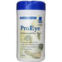 Top Performance ProEye Professional Pet Eye Wipe, 70-Pa