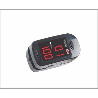 pulse oximeter (finger tip pulse oximeter)